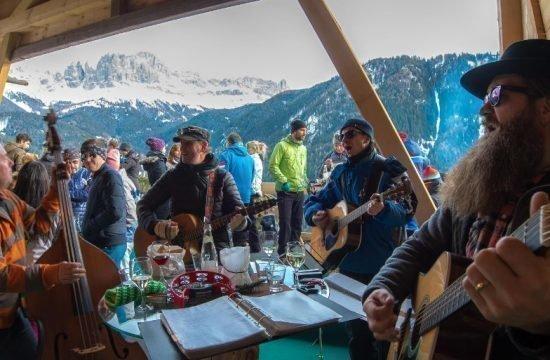 Berglertafel Winter