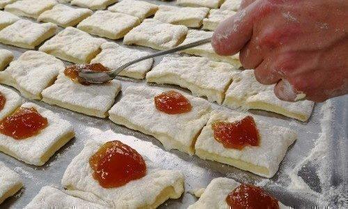 """Buchteln"" – Dolci a base di pasta lievitata"