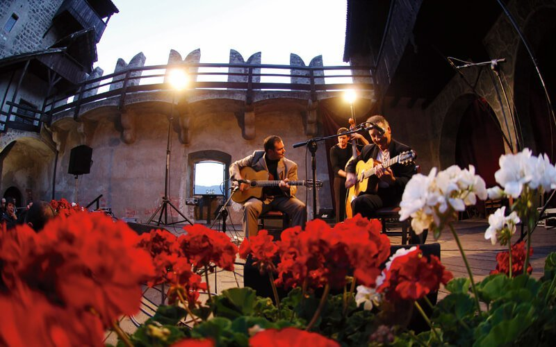 South Tyrol Jazzfestival Alto Adige (June / July)