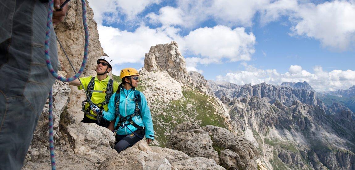 Scoprire una natura mozzafiato durante una vacanza d'arrampicata in Alto Adige