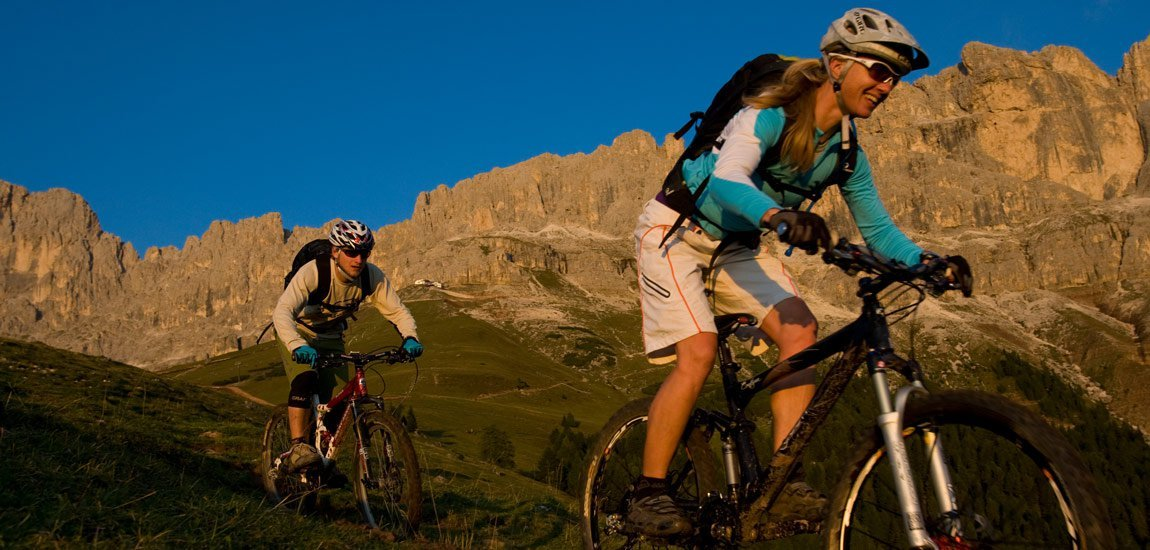 MTB Dolomiti Trail Paket