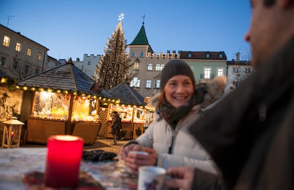 You can also visit Bozen and Brixen during an Advent holiday